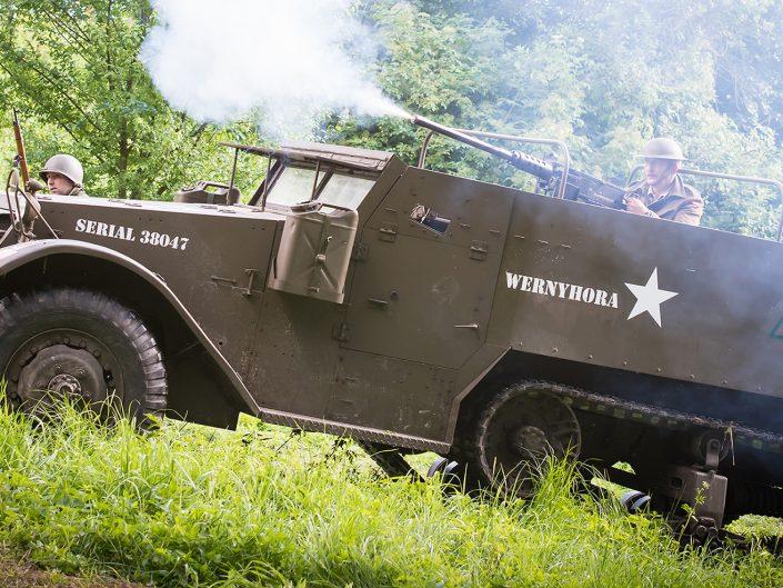 Piknik Militarny w Kończycach 2017